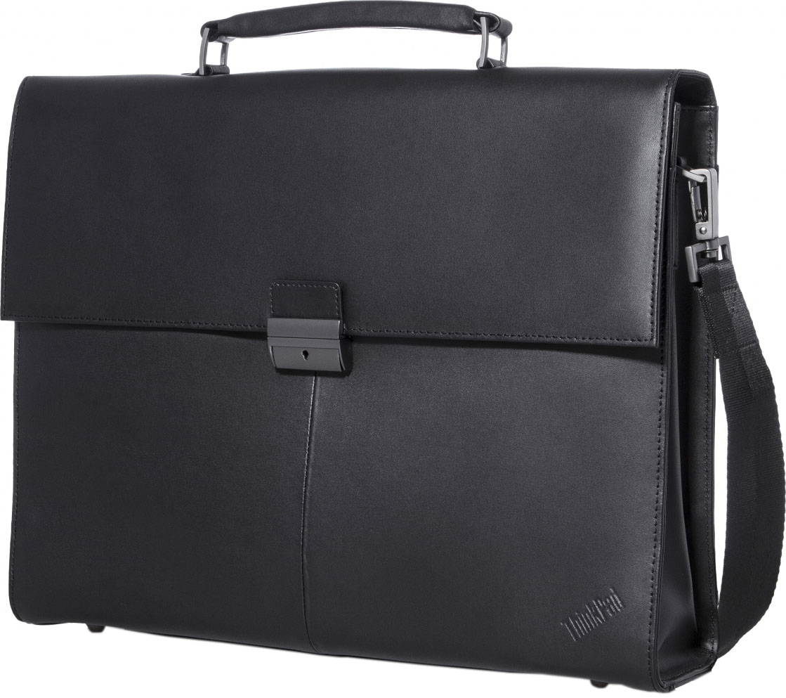 Сумка Lenovo ThinkPad Executive Leather Case 4X40E77322