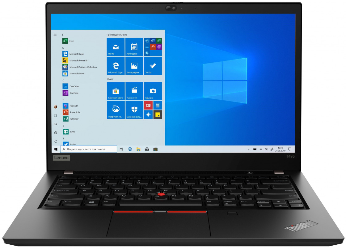 Ноутбук Lenovo ThinkPad T495 20NJ0012RT
