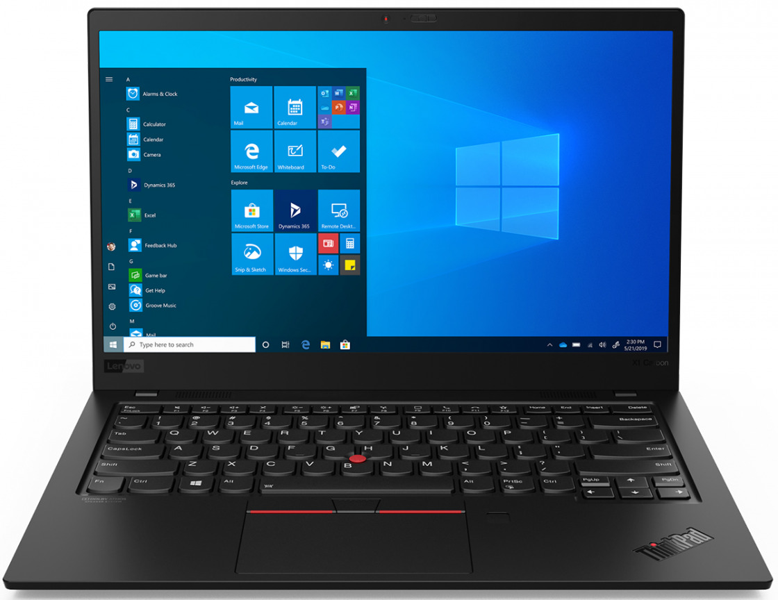 Ноутбук Lenovo ThinkPad X1 Carbon Gen 8 20U90062RT