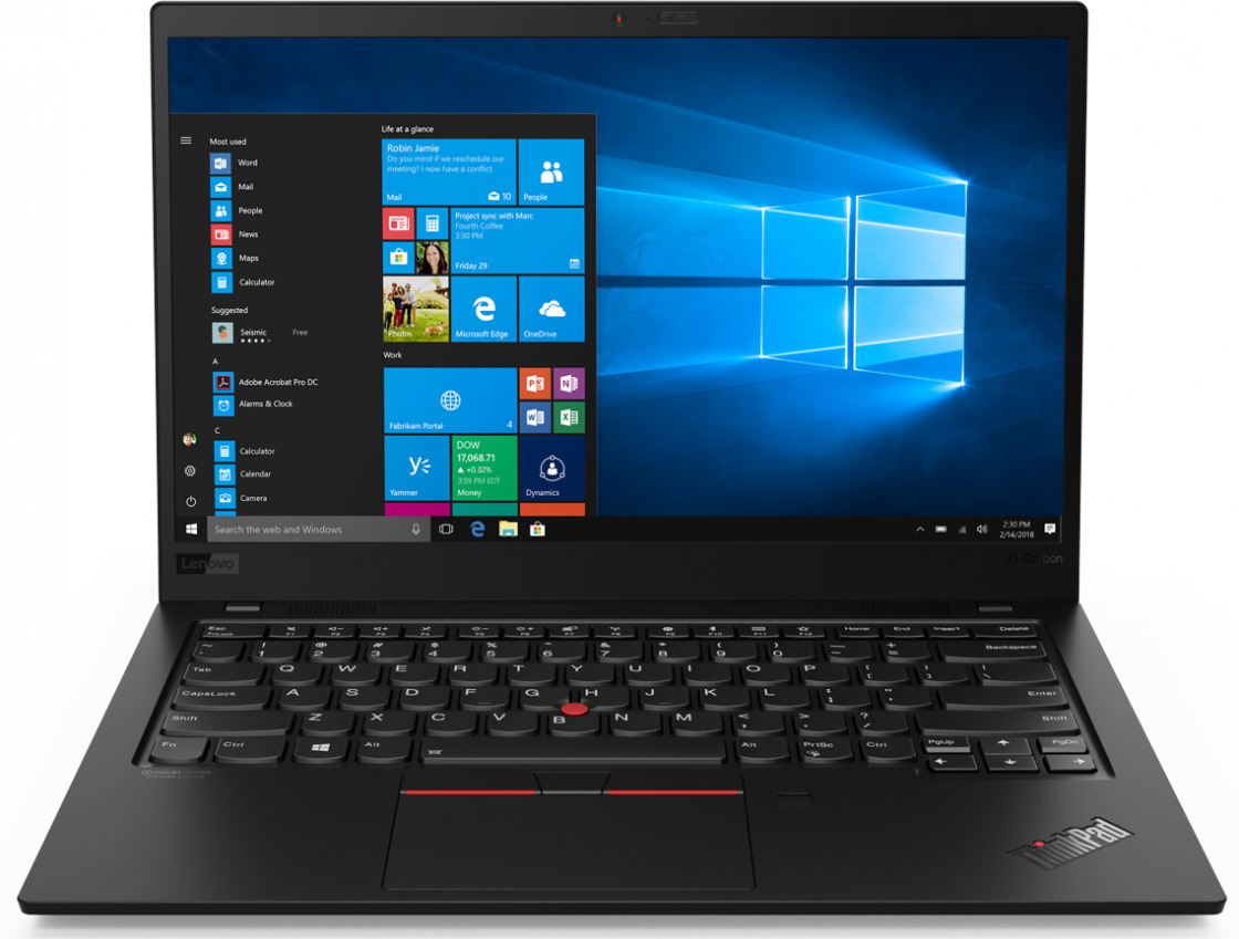 Ноутбук Lenovo ThinkPad X1 Carbon (Gen 7) 20QD003ART