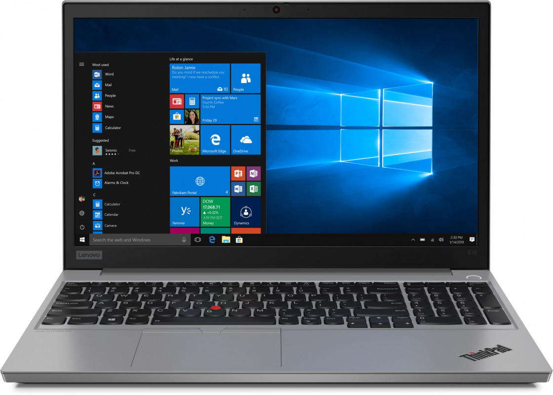 Ноутбук Lenovo ThinkPad E15 20RD0010RT