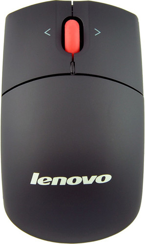 Мышь Lenovo Laser Wireless Black 0A36188