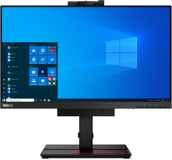 Модульный монитор Lenovo ThinkCentre TIO 24 G4 Touch 11GCPAT1EU