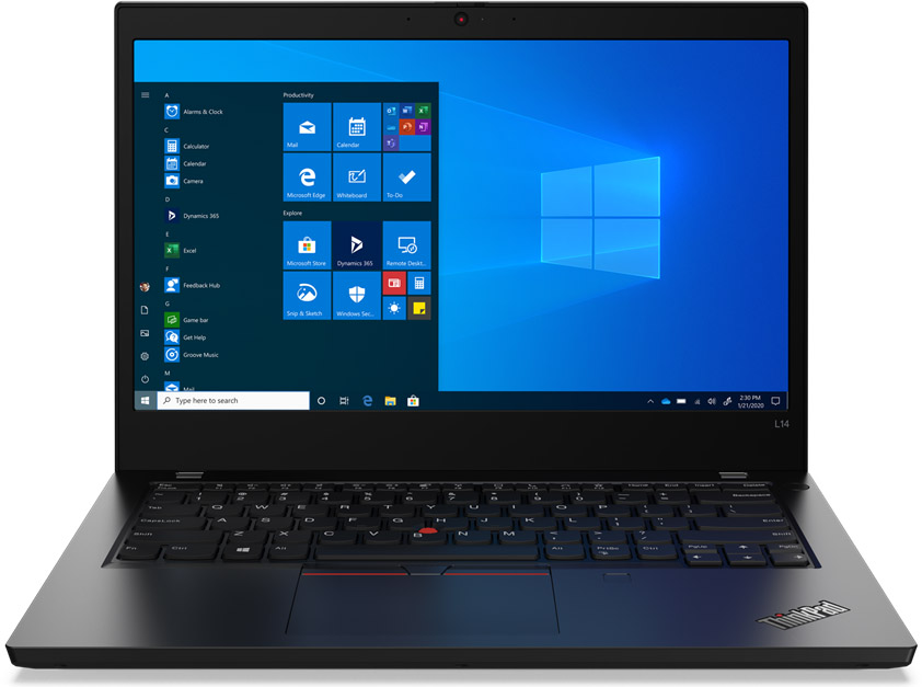 Ноутбук Lenovo ThinkPad L14 Gen 1 20U50001RT