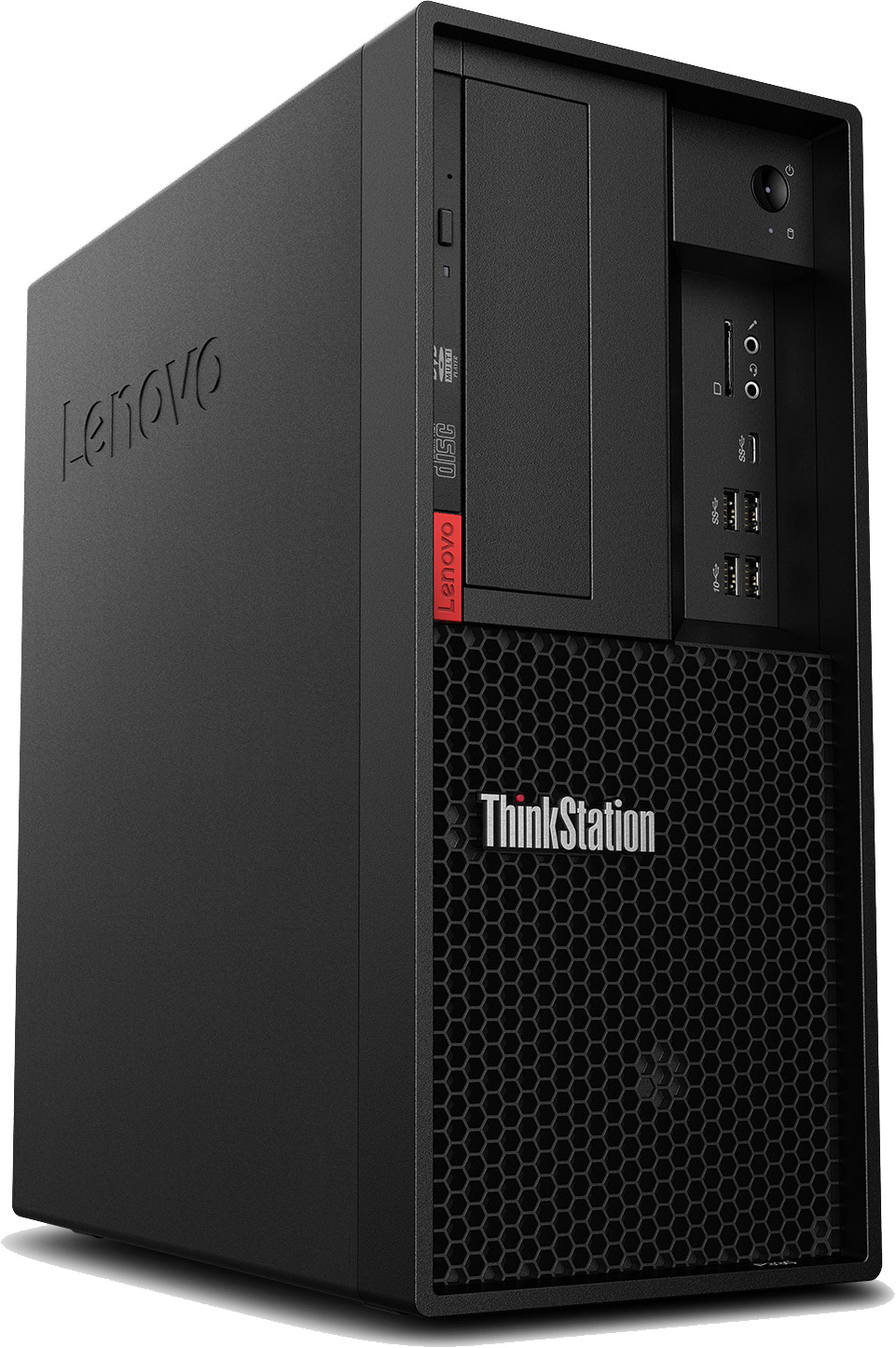 Системный блок Lenovo ThinkStation P330 MT 30C6S0W400